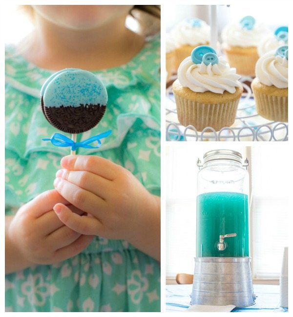 Baby Shower Ideas And Cupcakes That Are Cute As A Button